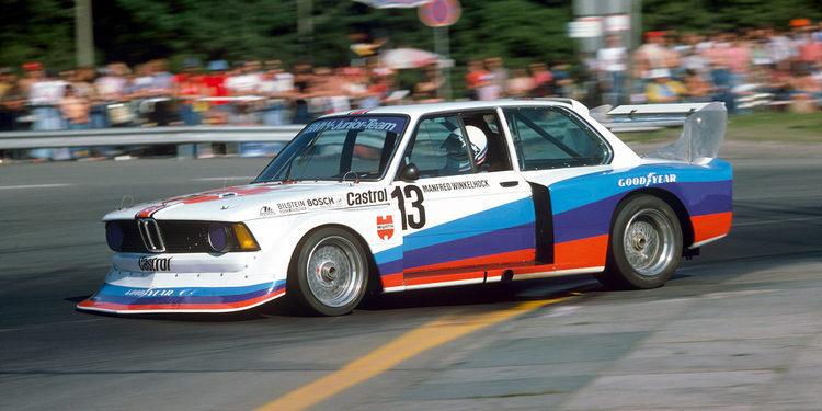 BMW Motorsport celebra 40 años de promoción de jóvenes talentos