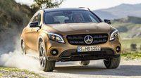 Echa un vistazo al Mercedes GLA 2017