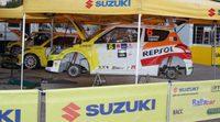 El equipo Suzuki, a por el campeonato de marcas en 2017