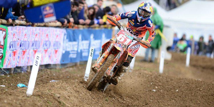 Jorge Prado Campeón del Internacional Italiano junto a Cairoli