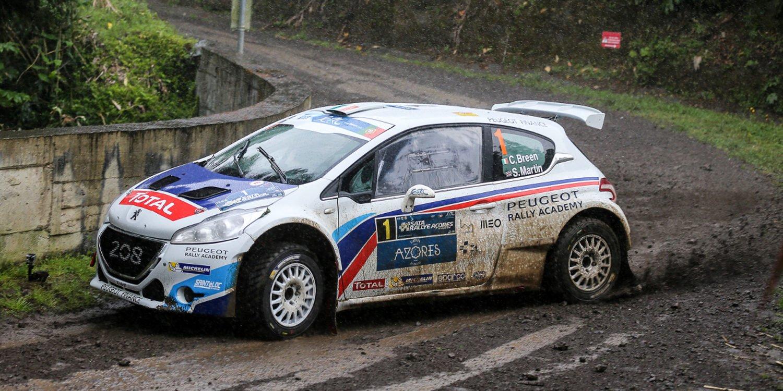 Peugeot vuelve al Europeo de Rallies con pilotos españoles