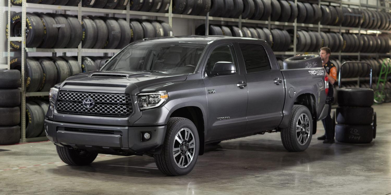 Nueva Toyota Tundra TRD Sport 2018