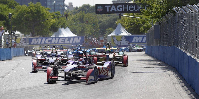 La Formula E reanuda su calendario en Argentina - Motor y Racing