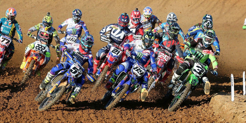 Dunlop renueva por 3 años con el mundial de motocross MXGP