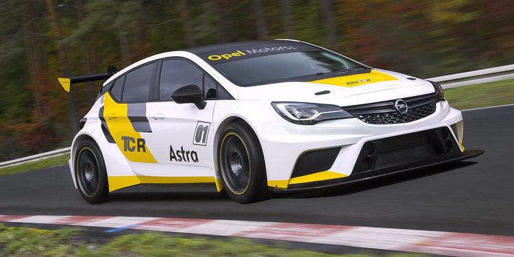 Opel se prepara para su segunda temporada en las TCR Series