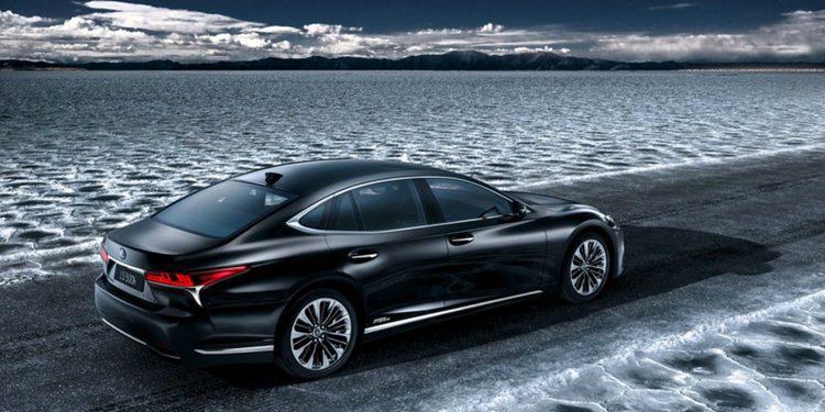 Lexus presentará el nuevo LS 500h