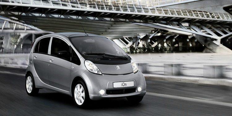 Te presentamos el Peugeot iOn