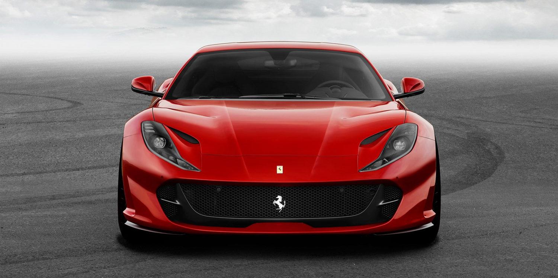 Con más poder, así es el Ferrari 812 Superfast