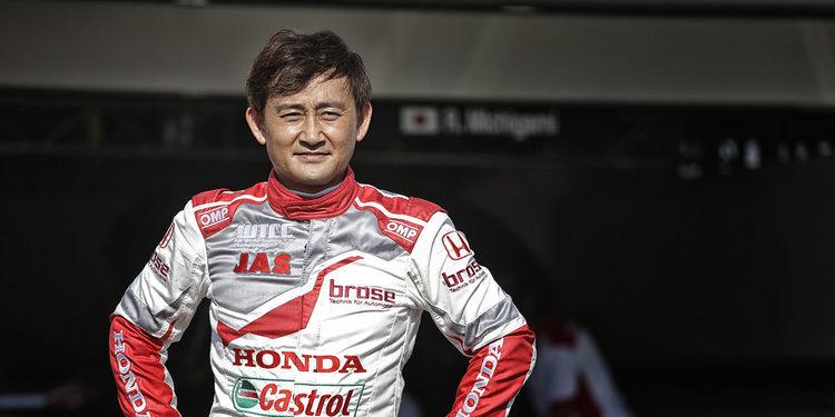 """Ryo Michigami: """"El objetivo es que Honda gane el título del WTCC"""""""