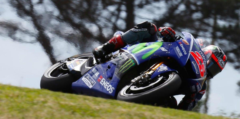 MotoGP: Una de Viñales y una de Rossi tras el test en Australia