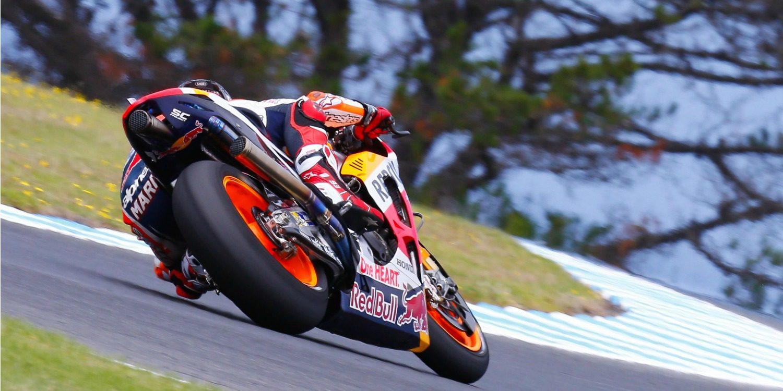 MotoGP: Márquez como siempre y Pedrosa sorprendente