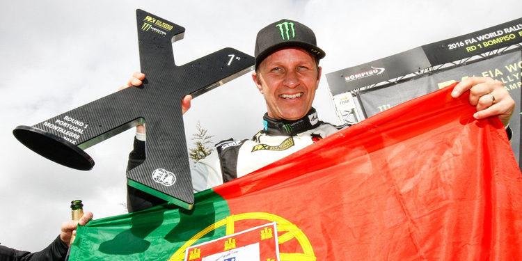 Montalegre estará en el mundial de rallycross hasta 2022