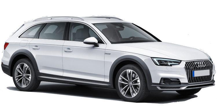 Audi A4 Allroad quattro en versión accesible