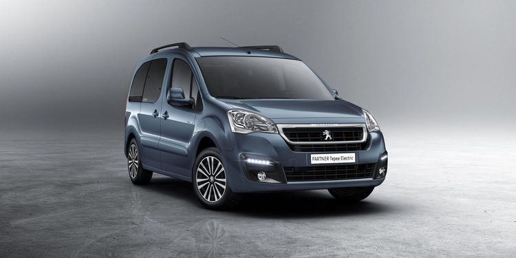 Peugeot destaca con la nueva Partner Tepee Electric