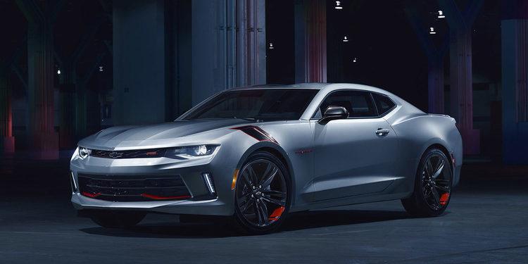 Chevrolet busca destacarse con Redline 2017