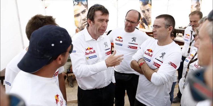 """Bruno Famin: """"El objetivo este año es ganar el título por pilotos y por equipos"""""""