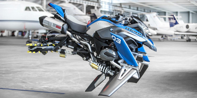 Bmw y Lego preparan la Bmw Hover Ride Design Concept