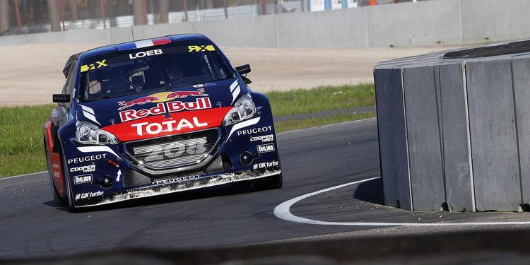 """Sébastien Loeb: """"Estoy decidido a seguir sumando en el rallycross"""""""