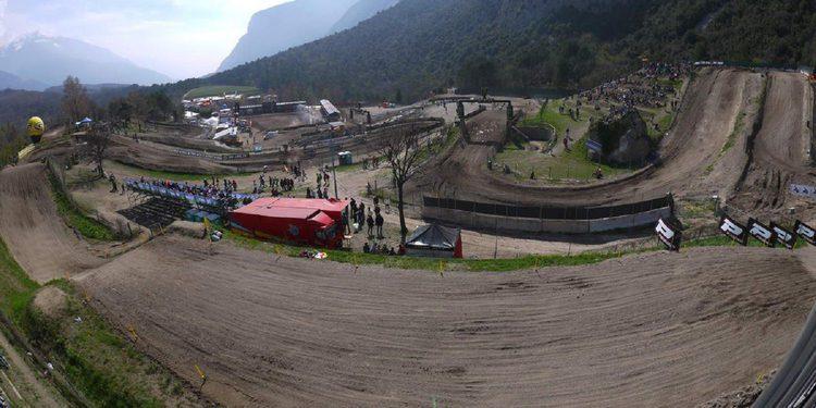 Mundial de motocross: Los lugares de juego (parte 1 de 2)