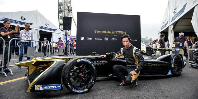 CMC se une al campeonato de la Fórmula E