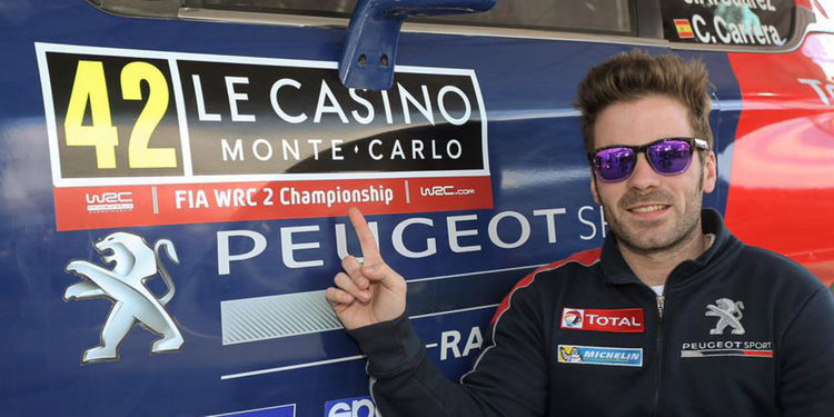 """Entrevista. José Antonio 'Cohete' Suárez: """"Es un honor que Peugeot cuente conmigo por decisión propia"""""""