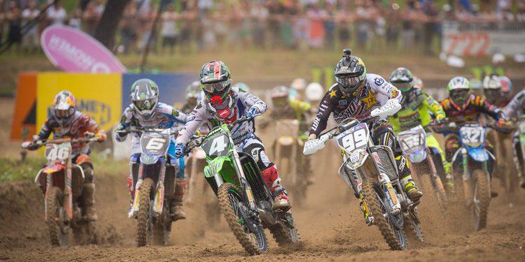 Mundial de Motocross: Los Lugares de Juego (parte 2 de 2)