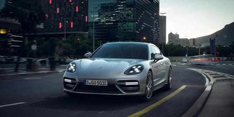 El Porsche Panamera Turbo S E-Hybrid hará su debut en Ginebra