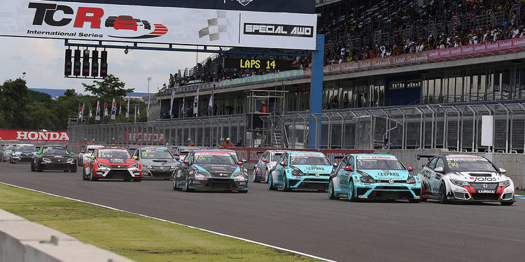 Arrancan las TCR Spain Series y el TCR Ibérico