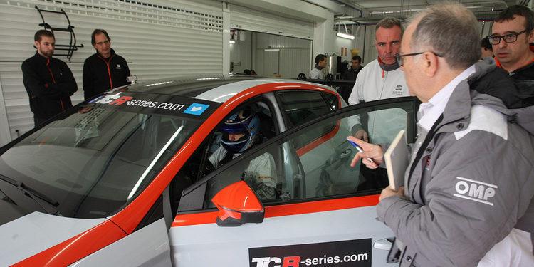 Adria albergará las pruebas del BoP de las TCR Series