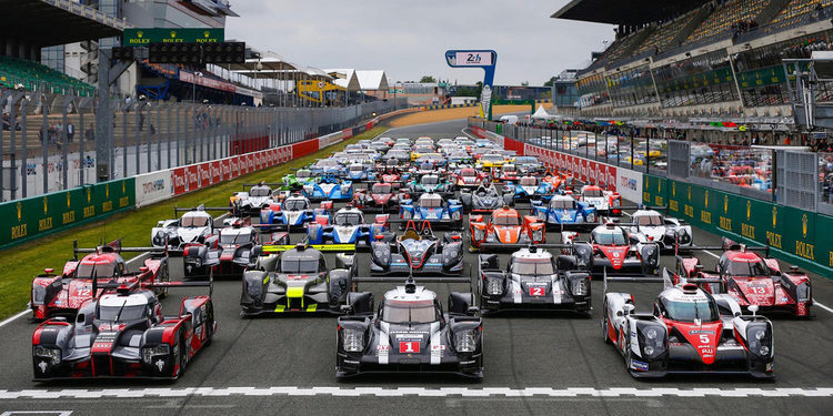 Se publica la lista de inscritos en las 24 Horas de Le Mans
