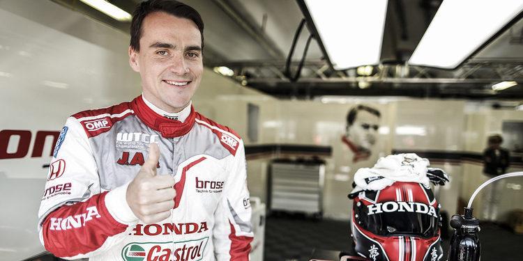 """Norbert Michelisz: """"Este año seremos más fuertes en el WTCC"""""""
