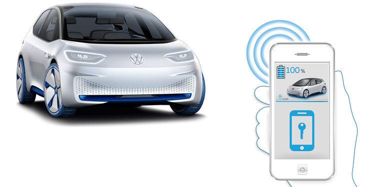 Volkswagen implementará una asombrosa identificación ID a sus usuarios