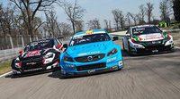 Rob Huff domina el último día de pruebas en Monza