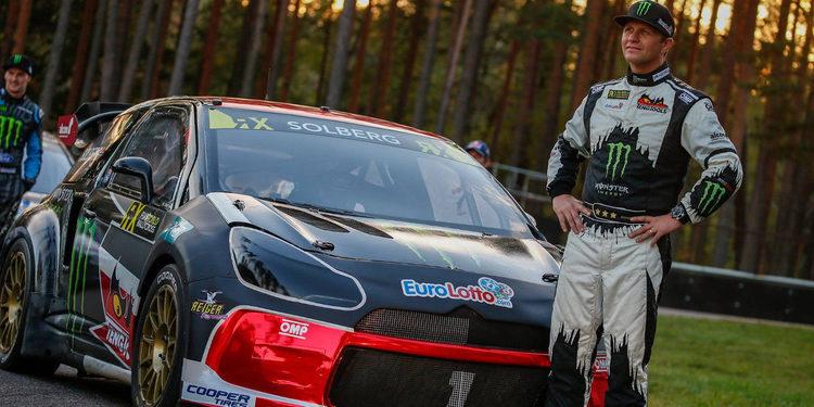 A la venta el Citroën DS3 doble campeón del mundo de Petter Solberg