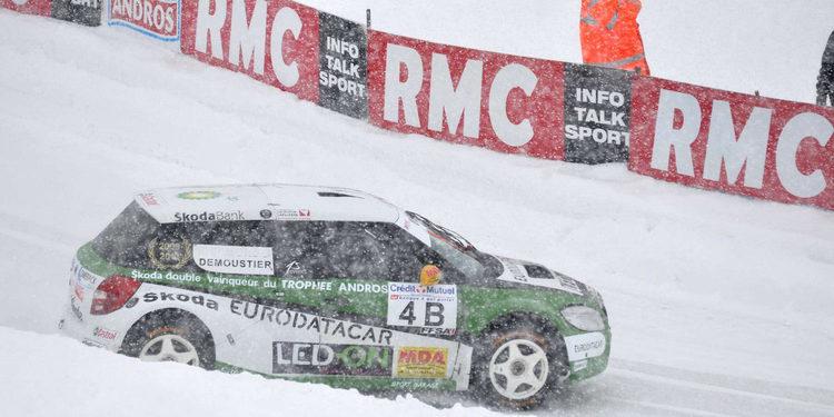 """Grégoire Demoustier: """"Es imposible resistirse al rallycross"""""""