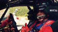 Luis Monzón escoge el Fiesta R5 para su asalto al Nacional