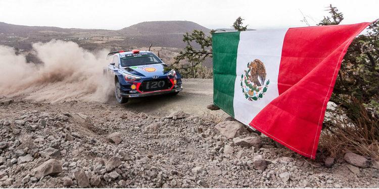 Previa | Rally de México 2017: la tierra debuta 'contra los elementos'