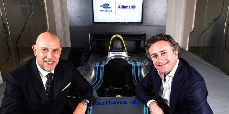 Allianz se unió al campeonato eléctrico