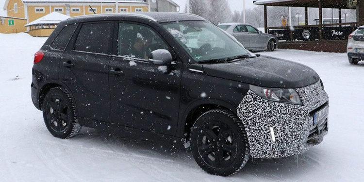 Suzuki Vitara 2018 llegará actualizado