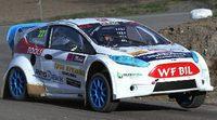 Lista oficial de pilotos que correrán en el Campeonato de Turismos de rallycross 2017
