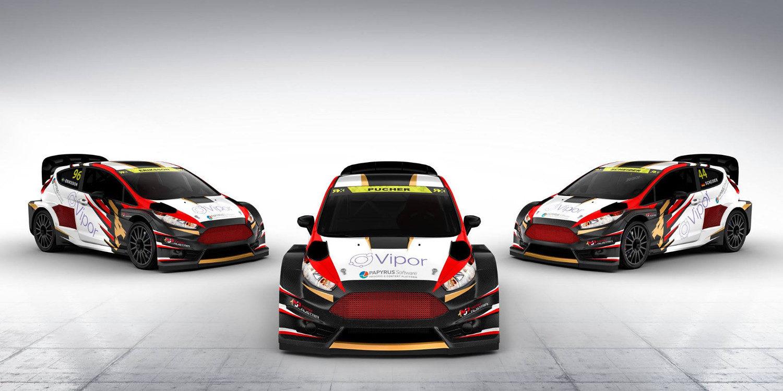 MJP Racing Team Austria presenta sus Supercoches para este 2017