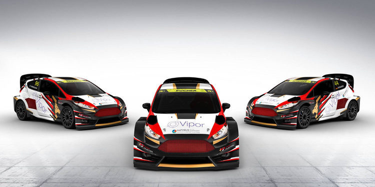 MJP Racing Team Austria presenta sus Supercoches para este 2017