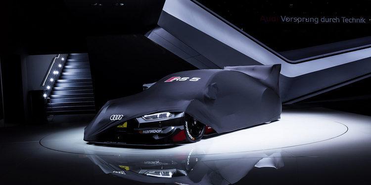 Audi presenta en Ginebra el nuevo RS5 DTM