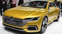 Volkswagen dio a conocer el Arteon que irá a Ginebra