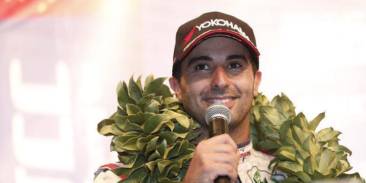 Mehdi Bennani renueva con Sébastien Loeb Racing