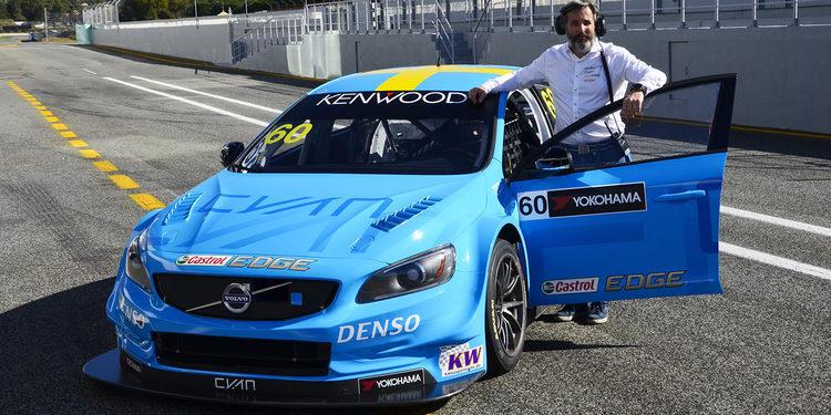 Yvan Muller se une a Polestar Cyan Racing