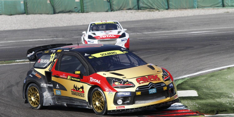 El mundial de rallycross suma patrocinadores