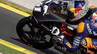 Moto 3: Primer día de test