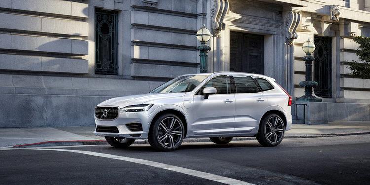 Volvo presenta el renovado XC60 en el Salón del Automóvil de Ginebra
