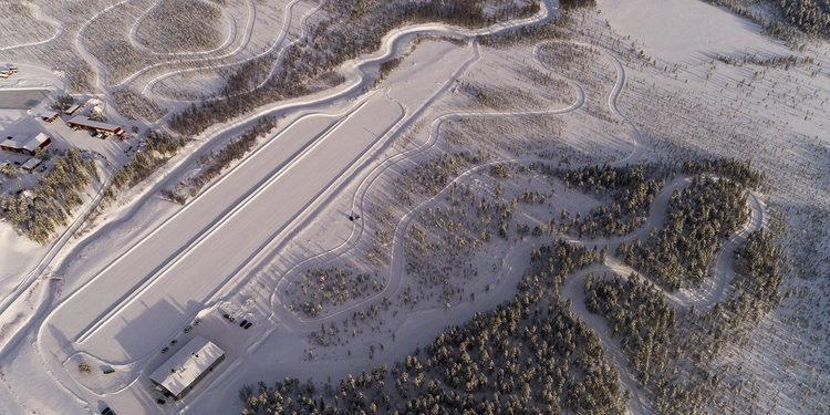 Hankook abre su pista de pruebas de invierno en Finlandia
